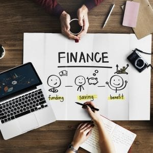 finanças em ordem