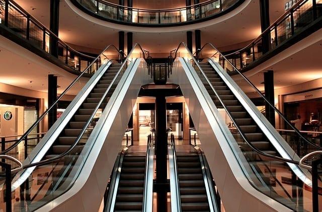 Consumista nas compras