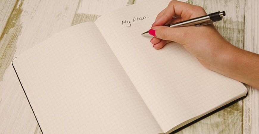 Não sonhe – Planeje! Aprenda a dar realidade ao que deseja