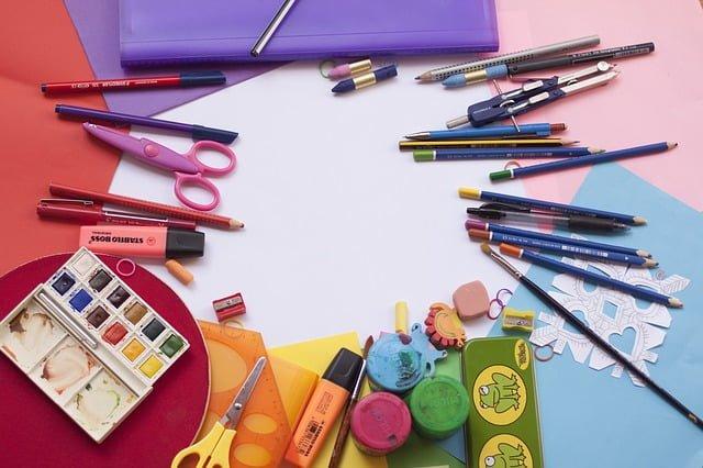 Economizar com Material escolar: 10 dicas