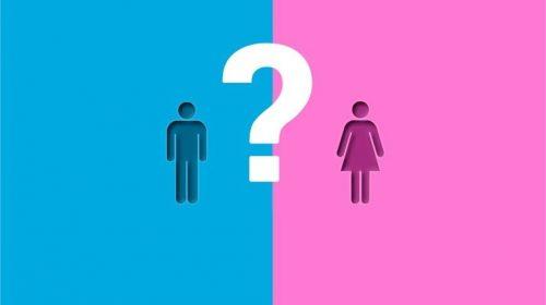 Menino veste azul e menina rosa?
