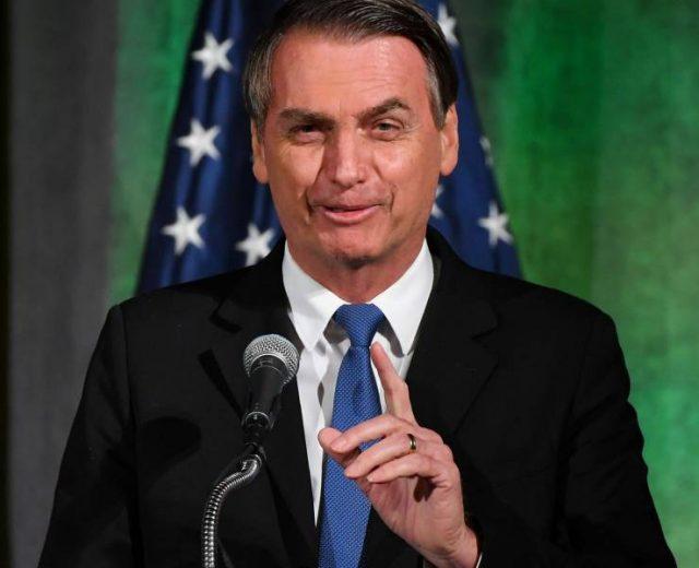 VÍDEO: Bolsonaro é nossa esperança!