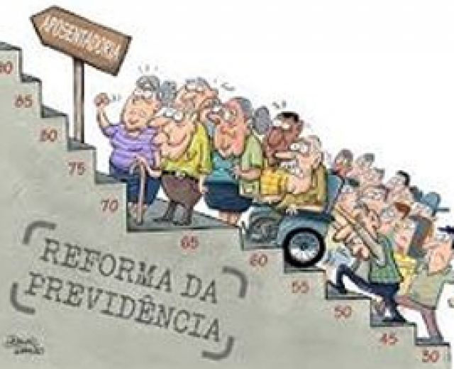 VÍDEO: Entenda como enganam a população com propagandas mentirosas sobre a Reforma da Previdência!