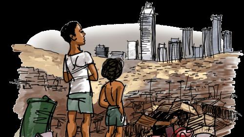 Estão querendo sumir com as informações oficiais que explicam a maquina de desigualdade brasileira!