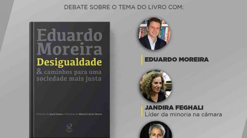 Lançamento do livro no Rio de Janeiro