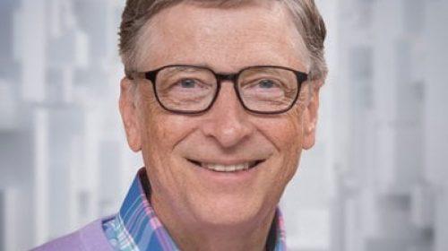 VÍDEO – Bill Gates provou ser uma espécie rara: bilionário e inteligente!