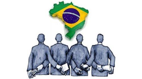 Brasil piora no ranking de corrupção!
