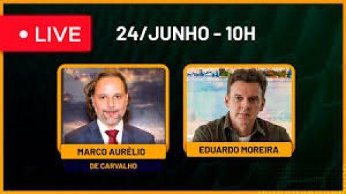 VÍDEO – Fim do governo pode estar próximo – Marco Aurélio