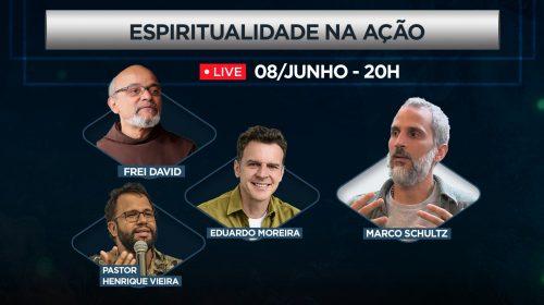 VÍDEO – Espiritualidade na Ação com Marco Schultz