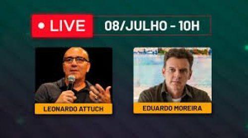 VÍDEO – Live com Leonardo Attuch
