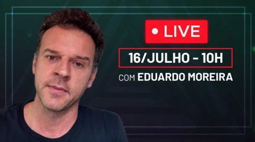 VÍDEO – Eduardo Moreira sobre atualidades e Carga tributária no Brasil